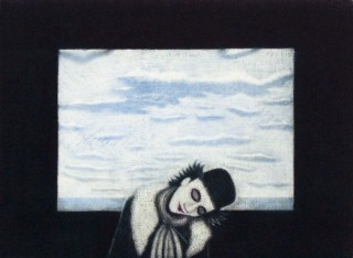 Product Image - Sad mime (small)<BR>Year: 1974<BR>