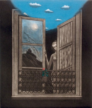 Product Image - Woman at the window<BR>Year: 1977<BR>