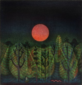 Product Image - Forest in moon Light<BR>Year: 1982<BR>