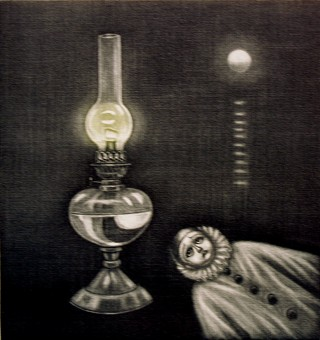 Product Image - Light of lamp<BR>Year: 1983<BR>