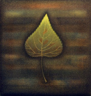 Product Image - One leaf<BR>Year: 1985<BR>