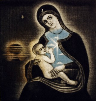Product Image - The Madonna and the child<BR>Year: 2004<BR>
